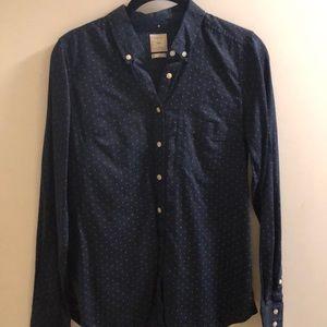 Gap tailored shirt